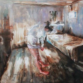 Zhang Wenrong Morning 2013 Oil on canvas 180x140cm 290x290 - The Realism of Hallucination: Zhang Wenrong Solo Exhibition to be Exhibited at Today Art Museum