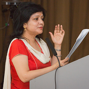 CAFA Lecture Anupa Pande: Indian Buddhist Art Series of Lectures