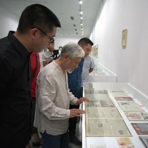 Reproduction of the History of '85 Art – Song Ling's First Domestic Solo Exhibition Opened at the Today Art Museum