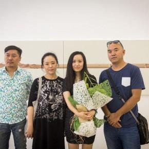"""01 Installation View of Shi Jing Wu Didi 290x290 - Chambers Fine Art Beijing presents """"Shi Jing & Wu Didi"""""""