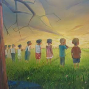 "01 The Gaze The Haze Solo Exhibition of Ma Qiong 290x290 - Today Gallery presents ""The Gaze The Haze"" – Solo Exhibition of Ma Qiong"