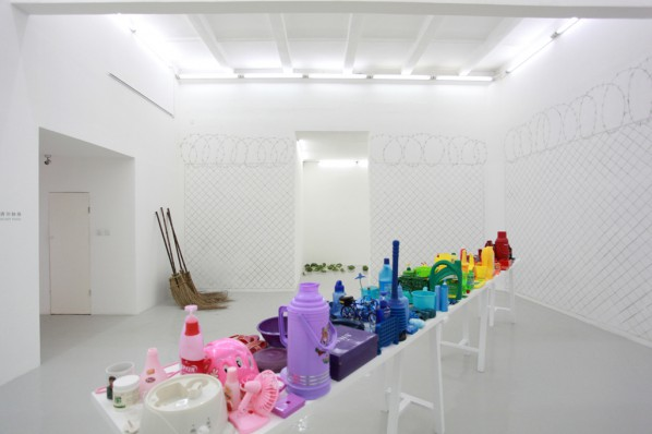 03 Installation View of Efficiency is Life Li Jinghu Solo Exhibition at Magician Space, Beijing