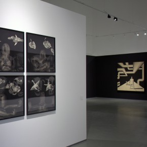 05 Installation view of the exhibition1 290x290 - Reproduction of the History of '85 Art – Song Ling's First Domestic Solo Exhibition Opened at the Today Art Museum