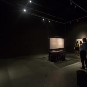 """06 Installation view of """"A New Context Derived From Shuimo"""" exhibition 1 290x290 - """"A New Context Derived From Shuimo"""" – Sishang Art Museum Experimental Plan in the Second Round is Unveiled"""