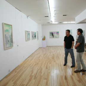 """06 Installation view of the exhibition 290x290 - """"Passages Through Nature – The Art of Tang Chenghua"""" Opened at Beijing Today Gallery"""