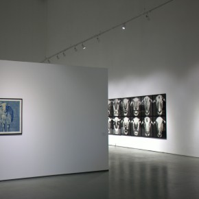 06 Installation view of the exhibition2 290x290 - Reproduction of the History of '85 Art – Song Ling's First Domestic Solo Exhibition Opened at the Today Art Museum