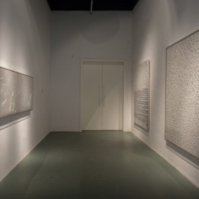 """09 Installation view of """"A New Context Derived From Shuimo"""" exhibition 1 290x290 - """"A New Context Derived From Shuimo"""" – Sishang Art Museum Experimental Plan in the Second Round is Unveiled"""