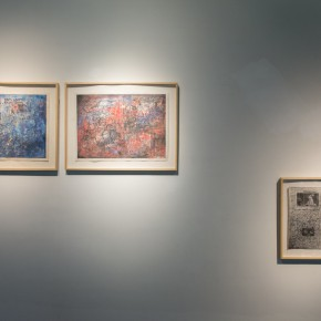 """10 Installation view of """"A New Context Derived From Shuimo"""" exhibition 1 290x290 - """"A New Context Derived From Shuimo"""" – Sishang Art Museum Experimental Plan in the Second Round is Unveiled"""