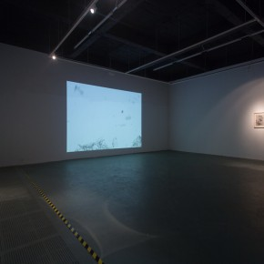 """11 Installation view of """"A New Context Derived From Shuimo"""" exhibition 1 290x290 - """"A New Context Derived From Shuimo"""" – Sishang Art Museum Experimental Plan in the Second Round is Unveiled"""
