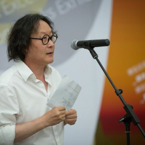 """11 Opening ceremony of """"The Start of a Long Journey – 2014 CAFA Excellent Graduation Works Exhibition"""""""