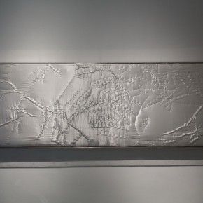 """12 Installation view of """"A New Context Derived From Shuimo"""" exhibition 1 290x290 - """"A New Context Derived From Shuimo"""" – Sishang Art Museum Experimental Plan in the Second Round is Unveiled"""