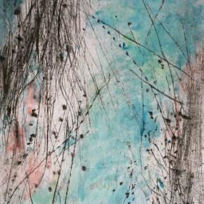 "12 Tang Chenghua ""Passages Through Nature No.24"" mixed media on paper 60 x 90 cm 290x290 - ""Passages Through Nature – The Art of Tang Chenghua"" Opened at Beijing Today Gallery"