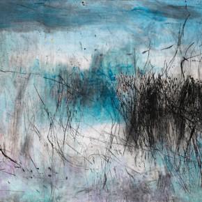 "16 Tang Chenghua ""Passages Through Nature No. 1"" mixed media on paper 160 x 270 cm 2014 290x290 - ""Passages Through Nature – The Art of Tang Chenghua"" Opened at Beijing Today Gallery"
