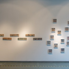 """18 Installation view of """"A New Context Derived From Shuimo"""" exhibition 1 290x290 - """"A New Context Derived From Shuimo"""" – Sishang Art Museum Experimental Plan in the Second Round is Unveiled"""