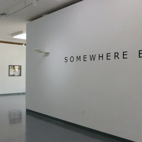"""2. Somewhere Else Installation View Photo by Pan Ge    290x290 - Group show of """"Somewhere Else"""" Exhibiting at Dekalb Gallery, Pratt Institute"""