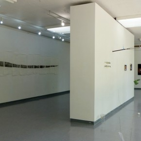 """3. Somewhere Else Installation View Photo by Pan Ge    290x290 - Group show of """"Somewhere Else"""" Exhibiting at Dekalb Gallery, Pratt Institute"""