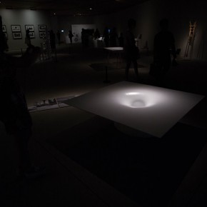 """39 Installation view of """"The Start of a Long Journey – 2014 CAFA Excellent Graduation Works Exhibition"""""""
