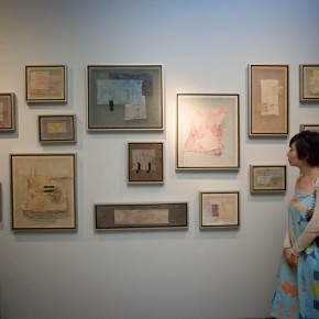 """44 Installation view of """"The Start of a Long Journey – 2014 CAFA Excellent Graduation Works Exhibition"""""""