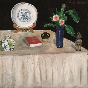 Duan Jianwei, Still Life, 2002; Oil on canvas, 50×60cm