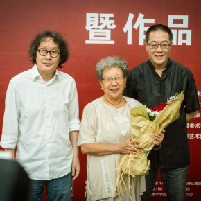 02 Situ Shuang donated works by Situ Qiao to CAFA 290x290 - Double Finesse of Art and Emotion: Exhibition by Situ Qiao Unveiled at CAFA Art Museum