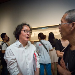 10 Installation View of Painting with Tears 290x290 - Double Finesse of Art and Emotion: Exhibition by Situ Qiao Unveiled at CAFA Art Museum