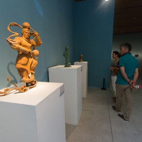 "13 Installation View of ""Casting Temperature— Second Generation Chinese Sculptor Situ Jie"" 290x290 - Exhibition of ""Casting Temperature— Second-Generation Chinese Sculptor Situ Jie"" Opened  at CAFAM"