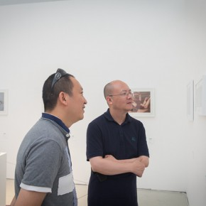 17 Honored guests visit the exhibition 290x290 - Ten Years in One Inspection – CAFA Achievements Exhibition on Experimental Art at CAFAM
