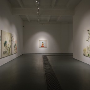 18 View of the exhibition  290x290 - Flowers and Birds: Shen Ling Solo Exhibition Opened at the Hive Center for Contemporary Art