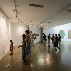 20 Installation view of the 12th National Art Exhibition