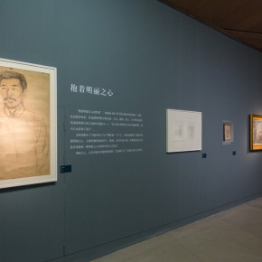 24 Installation View of Painting with Tears 290x290 - Double Finesse of Art and Emotion: Exhibition by Situ Qiao Unveiled at CAFA Art Museum