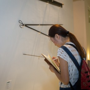 26 Audience visited the exhibition 290x290 - Ten Years in One Inspection – CAFA Achievements Exhibition on Experimental Art at CAFAM