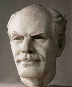 "27 Situ Jie Portrait of Norman Bethune 1956 1958 Bronze 40cm x 27cm x 30cm 240x290 - Exhibition of ""Casting Temperature— Second-Generation Chinese Sculptor Situ Jie"" Opened  at CAFAM"