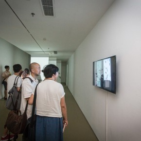 30 Installation view of the 12th National Art Exhibition