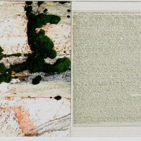 """Letter to Sandy by Bonnie Devine 290x290 - Xi'an Art Museum presents """"The Transformation of Landscape Art in Canada: Inside and Outside of Being"""""""