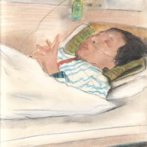 Li Fan, Drawing Series, 1993(1)
