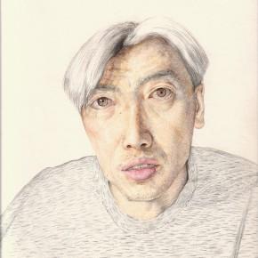 Li Fan, Drawing Series, 1993(2)