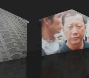 Work by Wang Gongxing 290x255 - Group Exhibition Featuring Chinese New Media Art Techniques and Practice Since 2000 at MOCA Chengdu