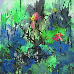 "Yuan Yunfu and ""Tsinghua University Art Group"" Works Invitational Exhibition"