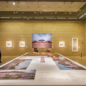 """Artistic Conception of Human Settlements – Exhibition of Wu Liangyong"" Opened at the NAMOC"