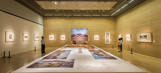 """""""Artistic Conception of Human Settlements – Exhibition of Wu Liangyong"""" Opened at the NAMOC"""
