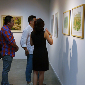 """Dialogue with Huangshan and Taihang Mountains"" Unveiled to Collectively Interpret ""Chinese Landscapes"" by Chinese and Foreign Artists"
