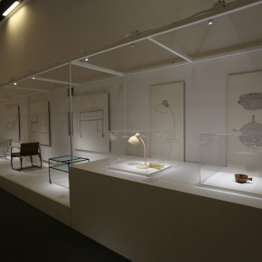 """03 Installation View of Bauhaus Design as Enlightment 290x290 - Collections from China Design Museum """"Bauhaus: Design as Enlightment"""" Exhibiting in Beijing"""