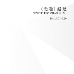 """06 Poster of Untitiled Zhao Zhao solo exhibition 290x290 - Platform China Contemporary Art Institute presents """"Untitled- Zhao Zhao solo exhibition"""""""