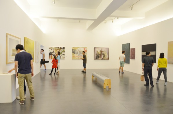 10 Installation view of floor 3 exhibition hall