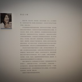 """11 Installation view of the opening ceremony of """"Today I Blossom – Tongxi Xiaochan's Unrestrained Poetry and Painting"""" 290x290 - """"Today I Blossom – Tongxi Xiaochan's Unrestrained Poetry and Painting"""" Opened at 798 Art Center"""