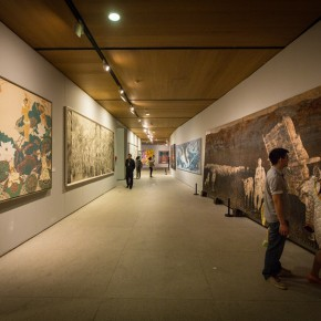 22 View of the Mural Painting Section at the 12th National Art Exhibition and the 3rd National Mural Painting Exhibition 290x290 - The Mural Painting Section at the 12th National Art Exhibition and the 3rd National Mural Painting Exhibition Inaugurated at CAFAM