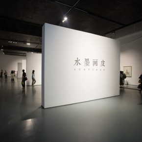 "Installation View of Painted Skin Five Female Ink Artists 02 290x290 - Group Exhibition of ""Painted Skin: Five Female Ink Artists"" Inaugurated in Beijing"