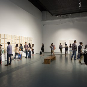 "Installation View of Painted Skin Five Female Ink Artists 05 290x290 - Group Exhibition of ""Painted Skin: Five Female Ink Artists"" Inaugurated in Beijing"