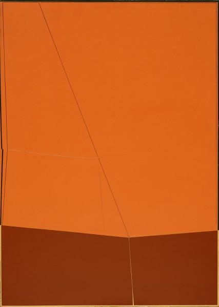 Qian Jiahua, Wild Fancy-2, 2014; acrylic on canvas, 120×85cm