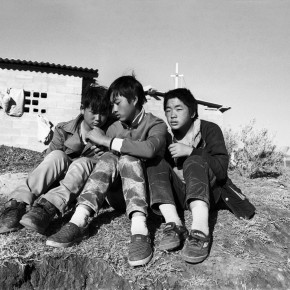 Wang Bing, Father and Sons 02